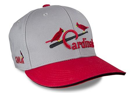 hat kmox - st louis cardinals - 5-25-2016