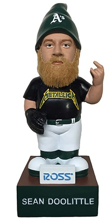 sean doolittle garden gnome - 4-30-2016