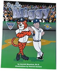 mighty miggy childrens book - detroit tigers - 5-8-2016