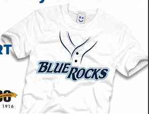 tshirt- wilmington blue rocks - 5-21-2016