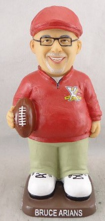 bruce arians gnome - york revolution - 6-17-2016