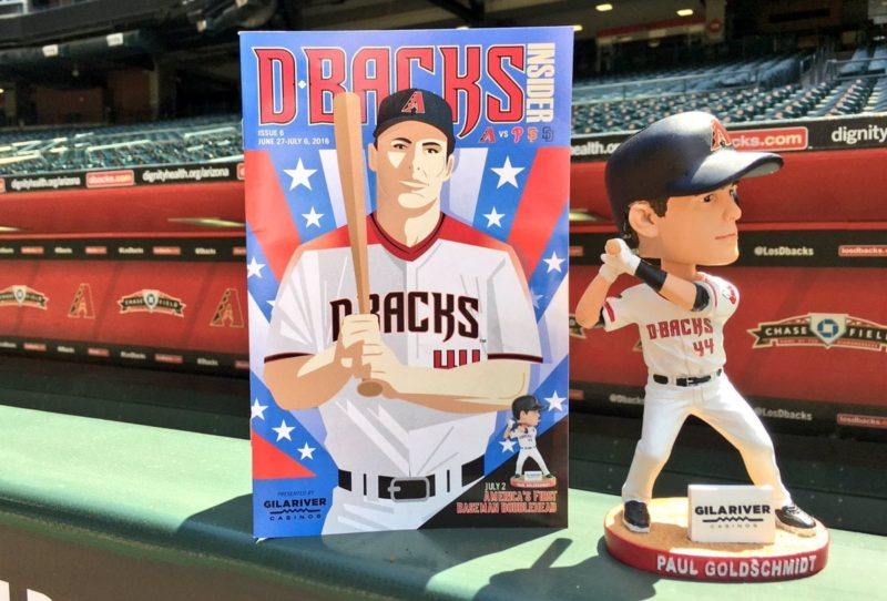 Dbacks giveaways 2018