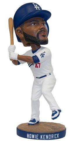 Los Angeles Dodgers Howie Kendrick Bobblehead 8-9-2016