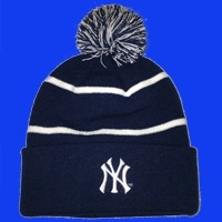 9cc18c76adc Yankees Knit Cap Night