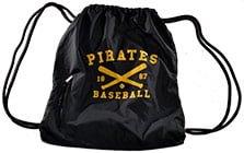 Pittsburgh Pirates Kids Drawstring Bag 9-25-2016