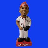 Washington Nationals Ben Revere Garden Gnome 9-27-2016