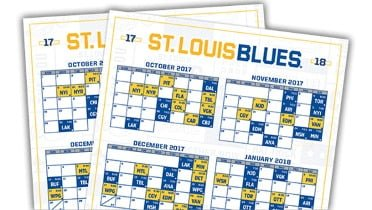Canny image pertaining to st louis blues printable schedule