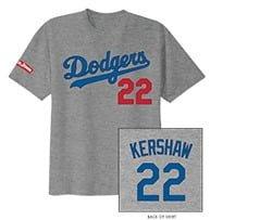 the latest de20c d6c8f June 27, 2017 Los Angeles Dodgers - Clayton Kershaw Jersey T ...