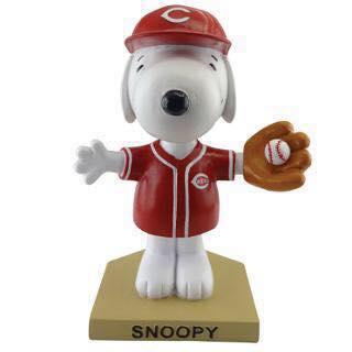 Cincinnati reds stadium giveaways bobbleheads