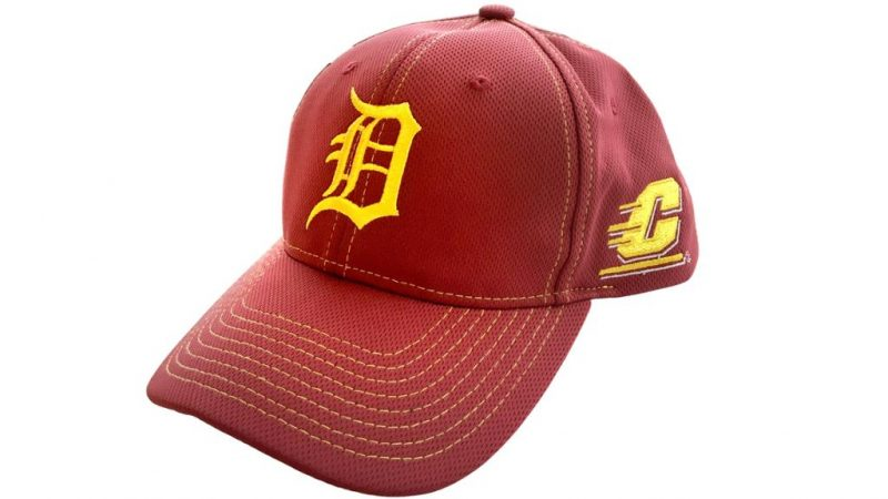 huge discount 84feb 512ed ... detroit tigers 59fifty road navy authentic hat 24eb3 3bbcf  promo code  for each package includes a game ticket and a tigers cmu baseball cap and