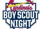 St Louis Cardinals Boy Scout Patch 4-24-2018