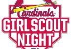 St Louis Cardinals Girl Scout Patch 4-24-2018