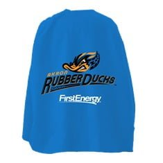 Akron Rubberducks Super Hero Cap 4-28-2018