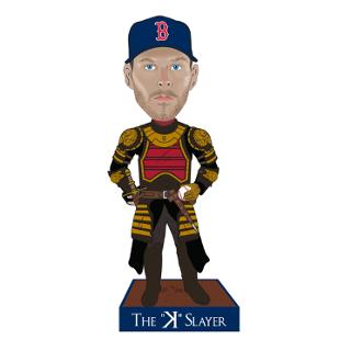 Boston Red K Slayer Chris Sale bobblehead 8-21-2018