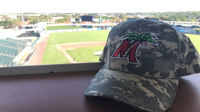 Fort Myers Miracle Hat 4-13-2018