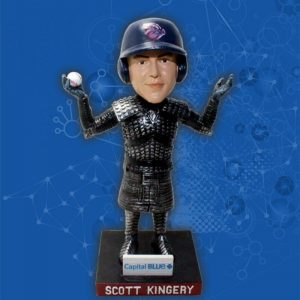 Lehigh Valley Iron Scott Kingery Bobblehead 4-28-2018
