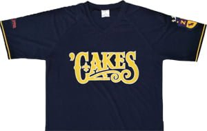 New Orleans Baby Cakes Replica Cakes Jersey 4-5-2018