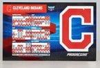 Cleveland Indians Magnet Schedule 4-6-2018