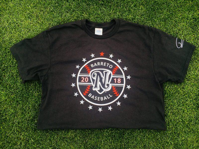 Nashville Sounds Barreto T-Shirt 4-11-2018