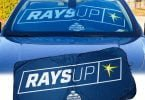 Tampa Bay Rays Car Sun Shade 4-21-2018