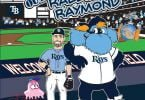 Tampa Bay Rays Raymond Children's Book 5-27-2018