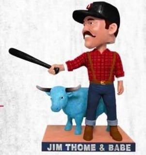 VINTAGE Minnesota Twins Gary Gaetti Bobblehead!