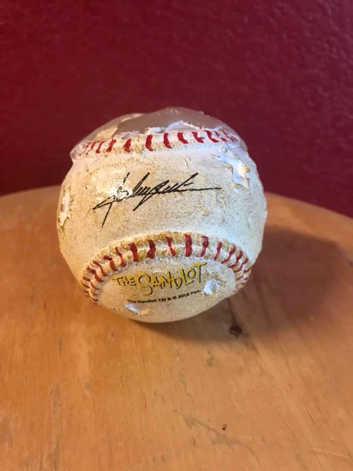 Texas Rangers - Sandlot Slime Ball