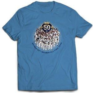 Kansas City Royals T-Shirt Tuesday Top 50 Players 5-15-2018