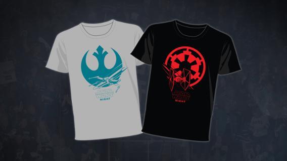 competitive price 97c28 e9736 November 3, 2018 San Jose Sharks - Star Wars Night Shirt ...