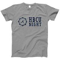 Atlanta Braves HBCU t-shirt