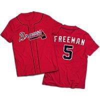 Red Freeman Jersey