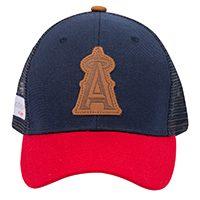 Leather Logo Hat