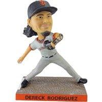 Dereck Rodriguez Bobblehead