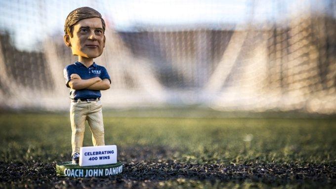 Duke Mens - Coach John Danowski Bobblehead