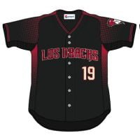 Los D-backs Replica Jersey