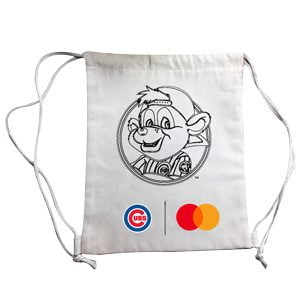 Cubs ''Color Your Own'' Bag