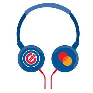 Cubs Headphones