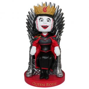 Queen Rosie bobblehead