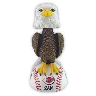 Sam, The Bald Eagle bobblehead