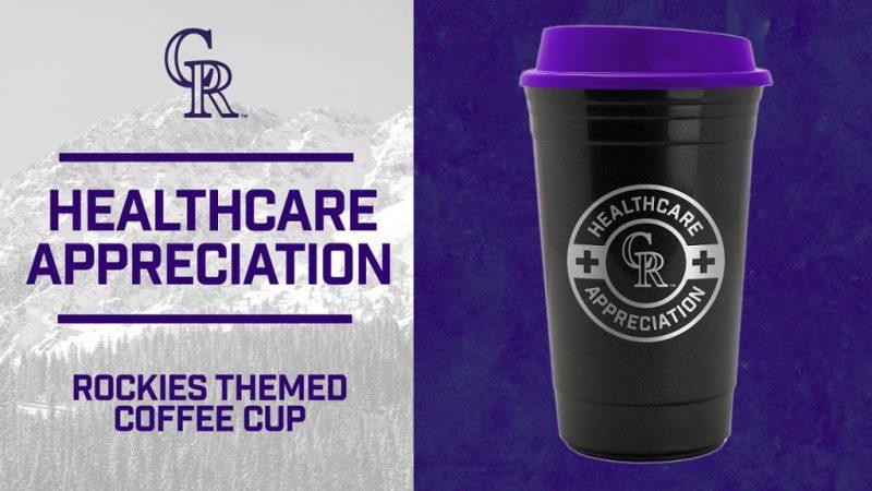 Healthcare Appreciation coffee cup