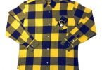 Brewers Flannel Shirt