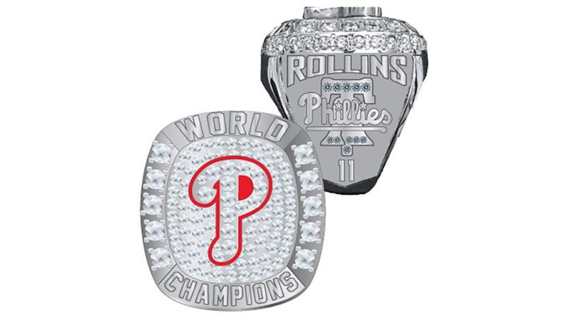 2008 World Champions Replica Ring