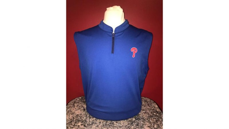 Phillies Men's Vest