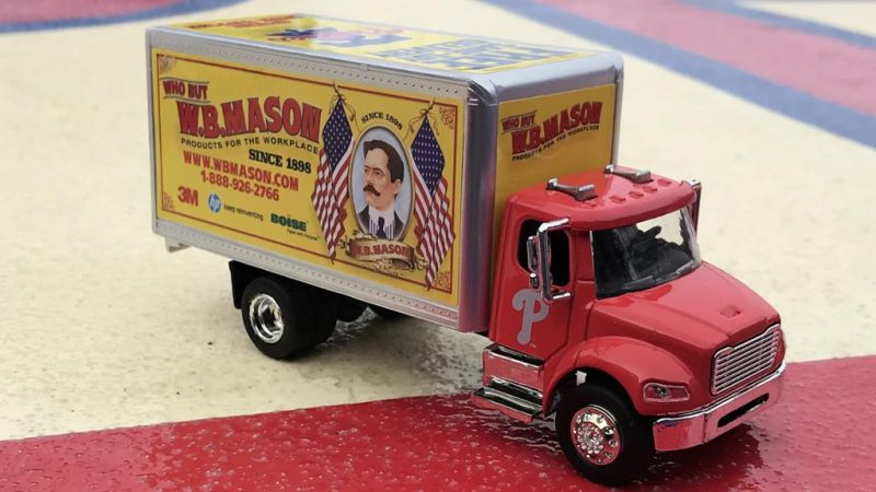 W.B. Mason Collectible Truck