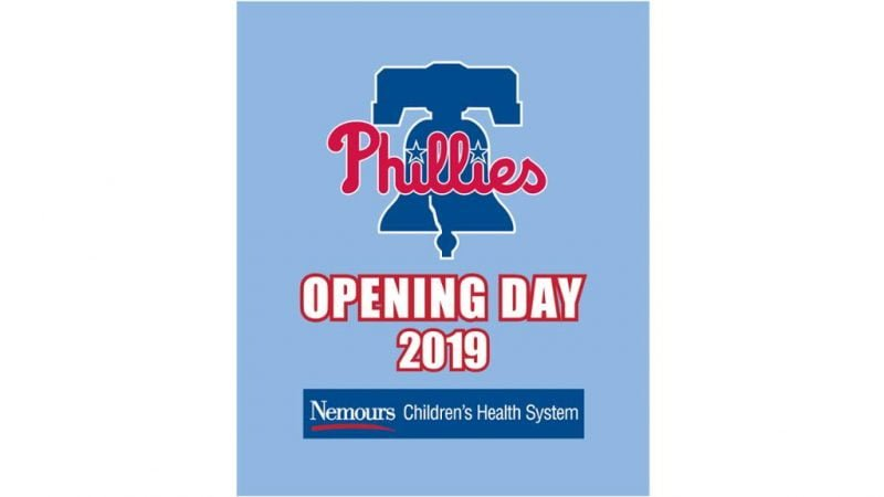 Phillies Rally Towel