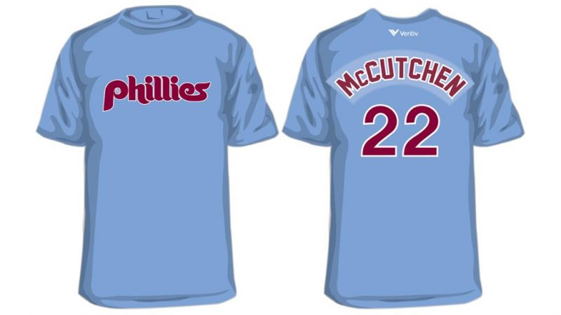 reputable site a5117 69bb7 April 25, 2019 Philadelphia Phillies - Veritiv Andrew ...