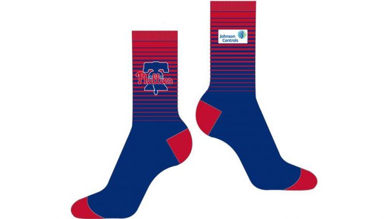 Phillies Socks