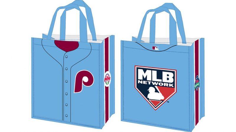 MLB Network Retro Tote Bag