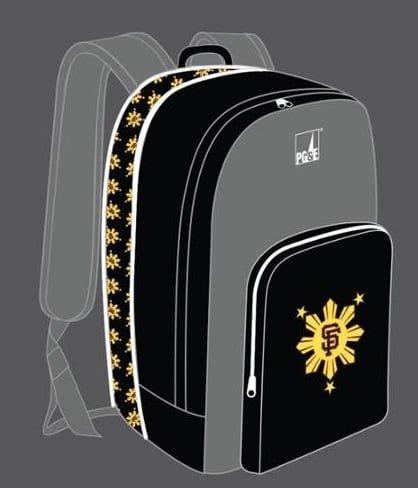 Filipino Backpack