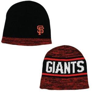 Giants Reversible Beanie